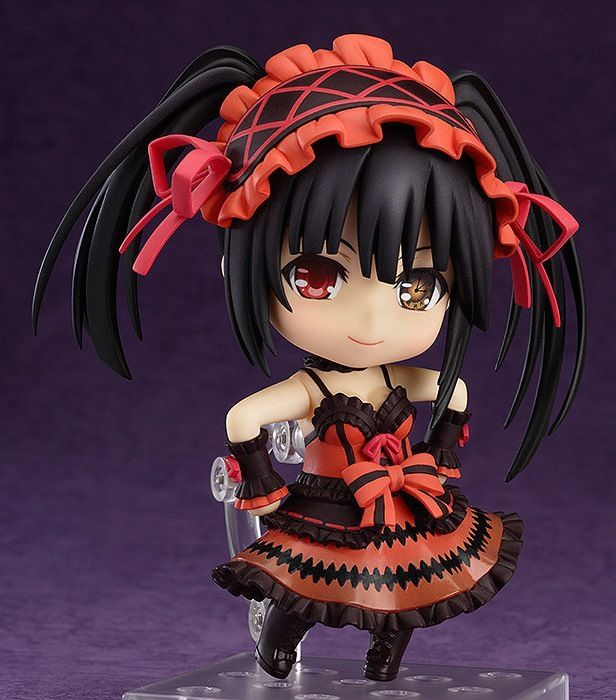 Anime DATE A LIVE Tokisaki Kurumi Nightmare Manga Figur Figuren Puppe Geschenk