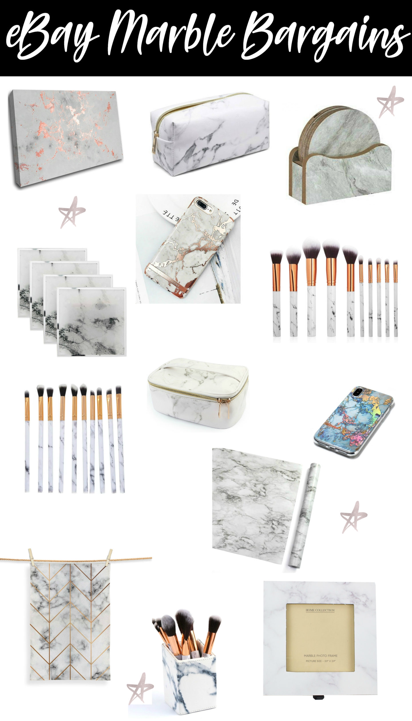 eBay Marble Bargains marble effect bargains all from