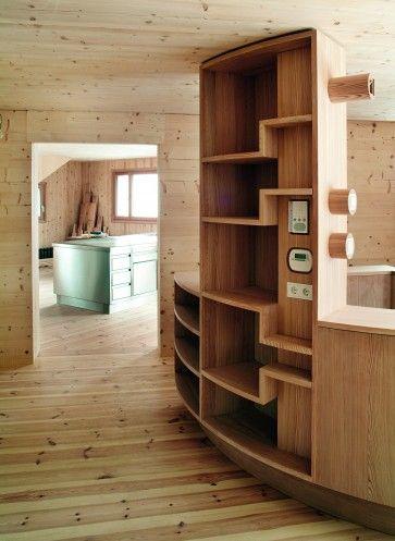 Treppenbrüstung treppenbrüstung aus holz modus architects niccolo