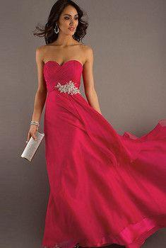 another chance 1e7ff d14d3 Vestiti lunghi color corallo | abito sera | Abiti da ballo ...