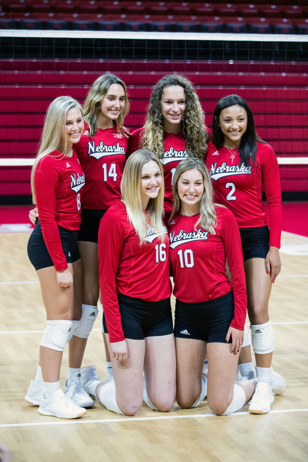 It S Going To Be A Dogfight For The Three Huskers Competing For Nebraska S Libero Spot Beautiful Athletes Volleyball Players Female Athletes