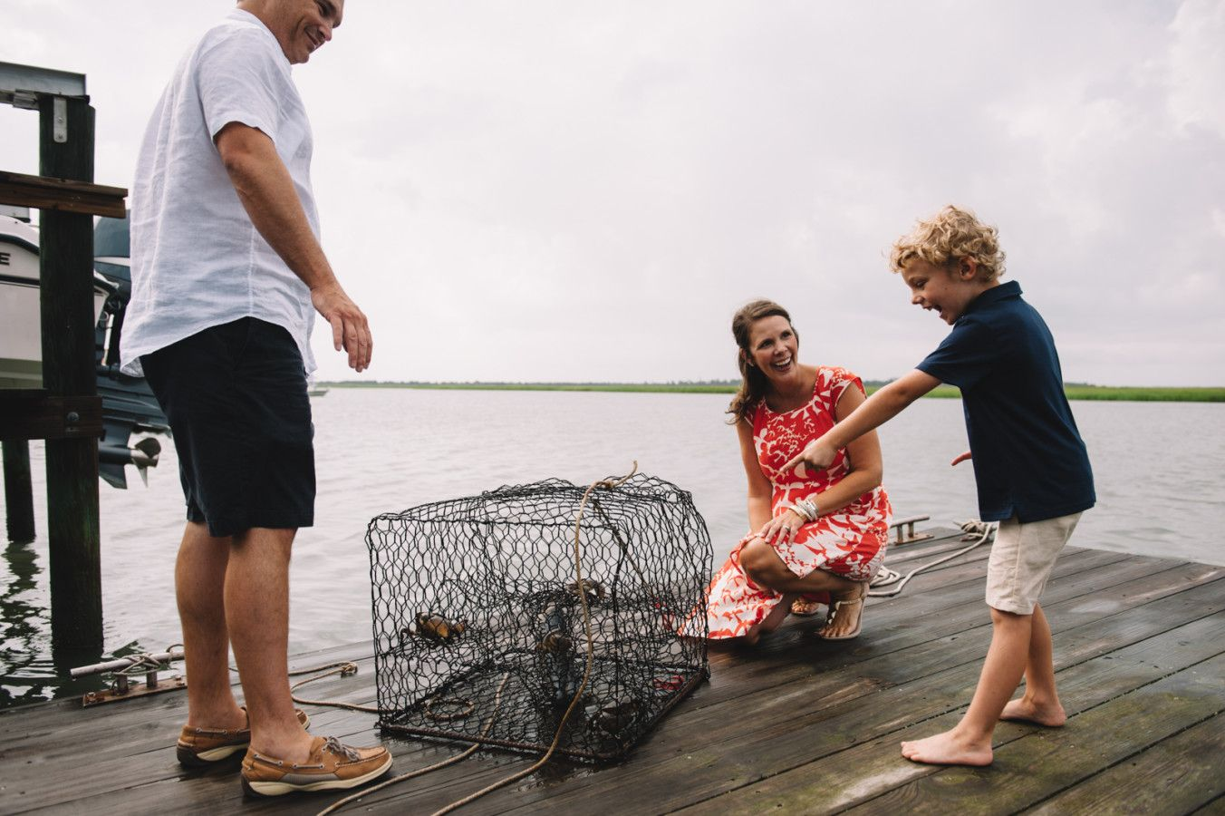 Jennings King Photography | Charleston | SC | Family Photographer | James Island | Lifestyle Photography | Deep Water Dock | 5th Birthday