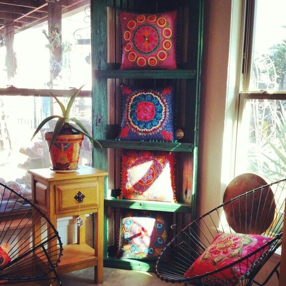 Mexican Home Decor / Barrio Antiguo Imports 725 Yale St Houston Texas  (713)880