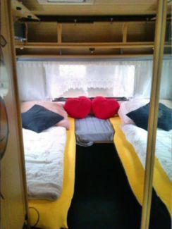 dethleffs a 652 in rheinland pfalz gem nden hunsr ck wohnmobile gebraucht kaufen ebay. Black Bedroom Furniture Sets. Home Design Ideas