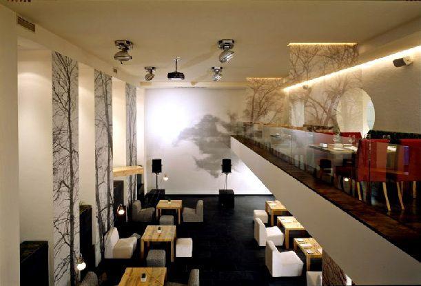 Contemporary Restaurant Design Photos | Cafe Restaurant Furniture Design  With A Unique