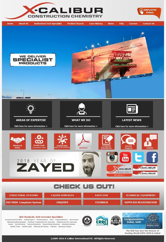 Xcalibur Emirates Company 5, 17 Street G Floor Industrial