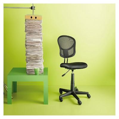 Mesh Office Chair Black Room Essentials