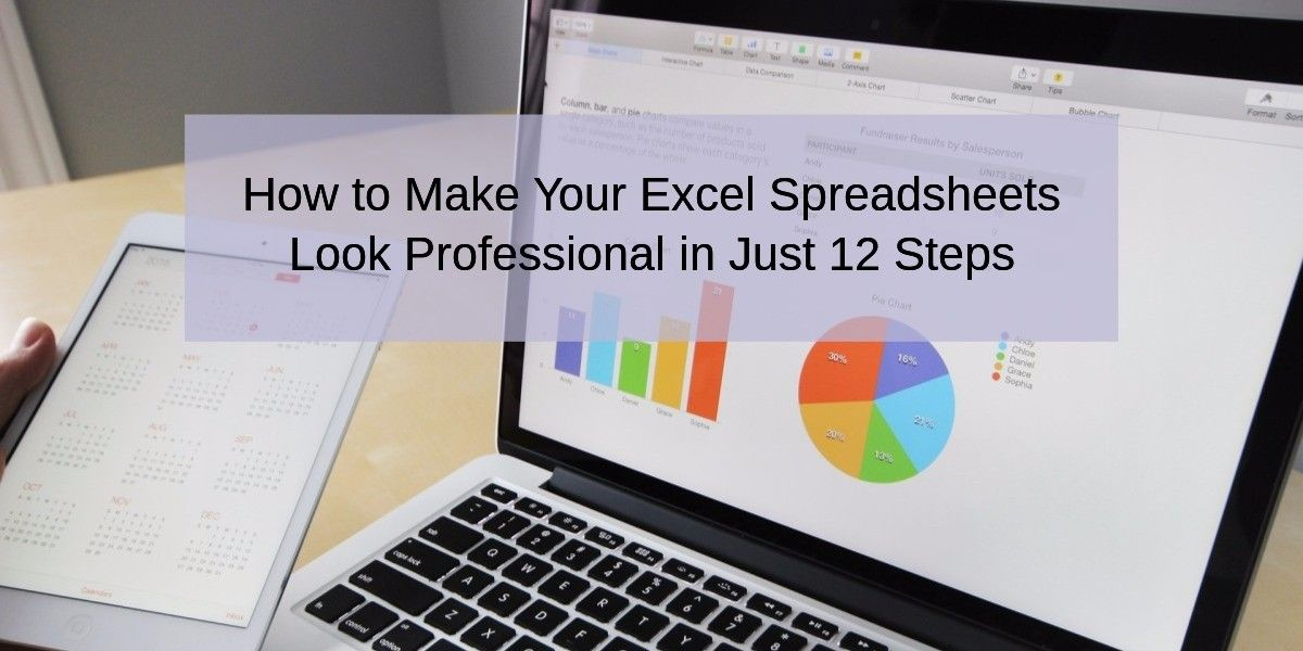Learn how to make your excel spreadsheets look professional, even if - Spreadsheet Free Download For Android