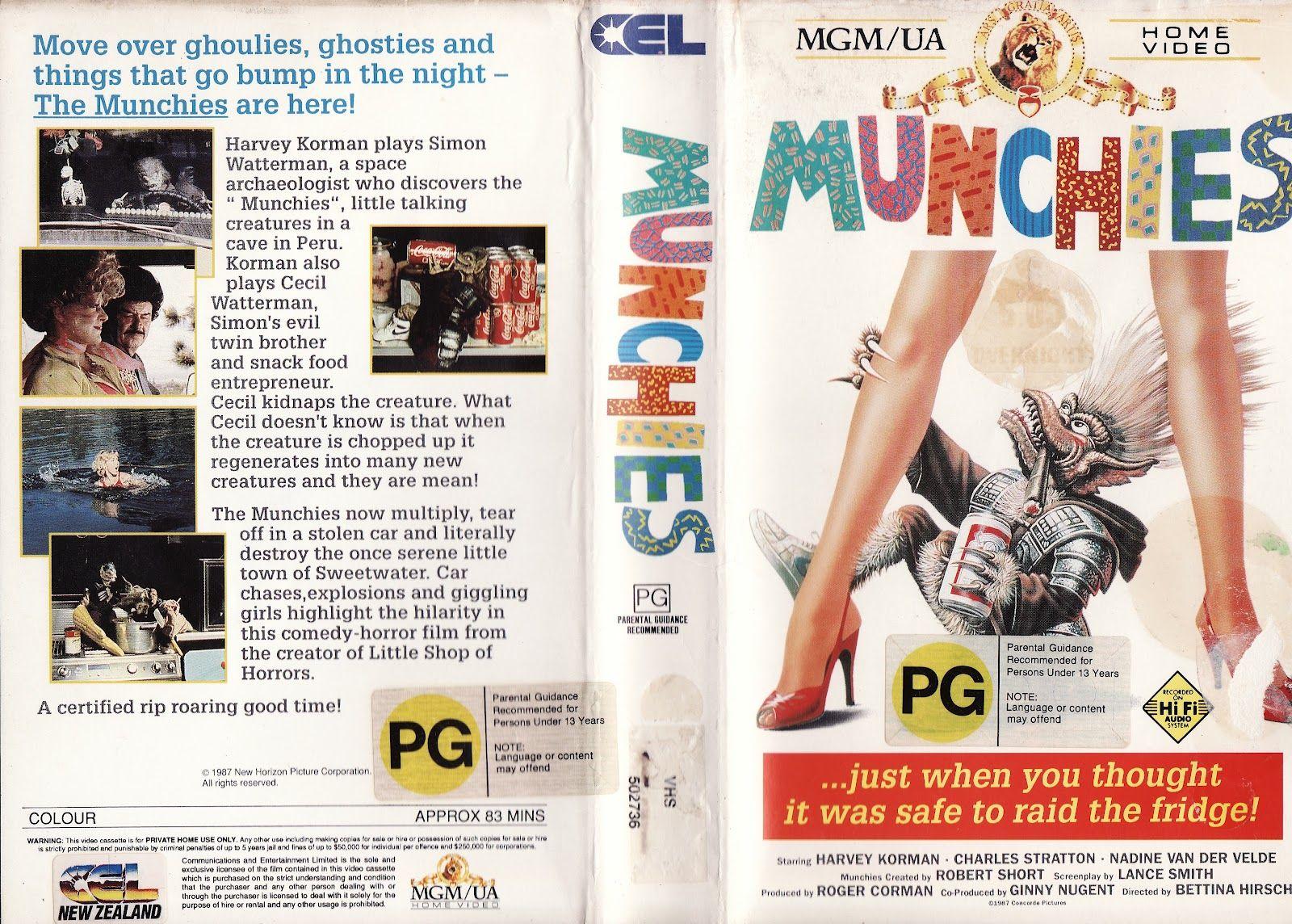 Munchies (1987)