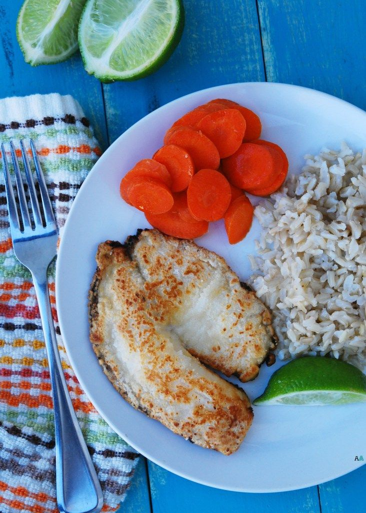 Honey Lime Tilapia (Gluten, Dairy, Egg, Soy, Peanut & Tree nut Free) Dinner recipe by AllergyAwesomeness.com