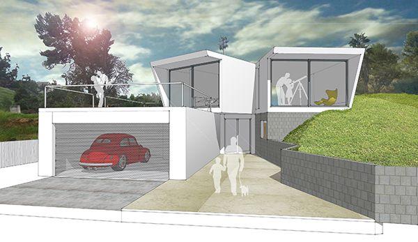 Springvale Residence Chun Studio Los Angeles Ca Design