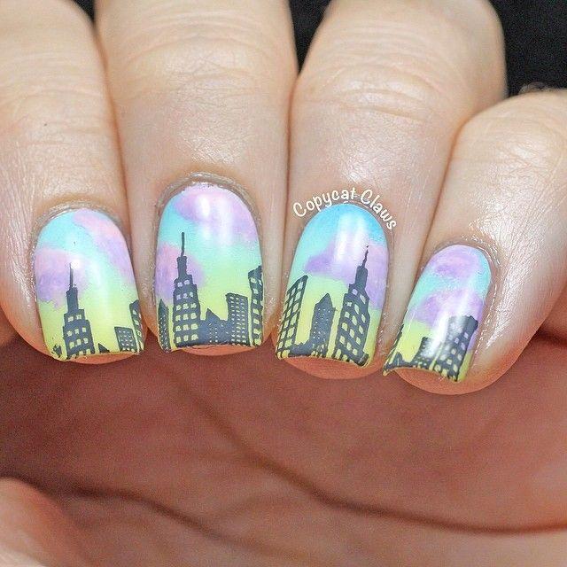 copycatclaws #nail #nails #nailart