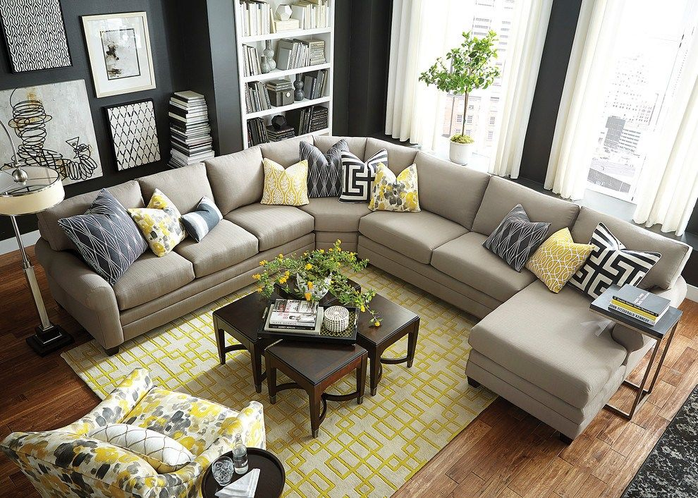 Awesome Yellow Accent Chair Decorating Ideas For Living Room
