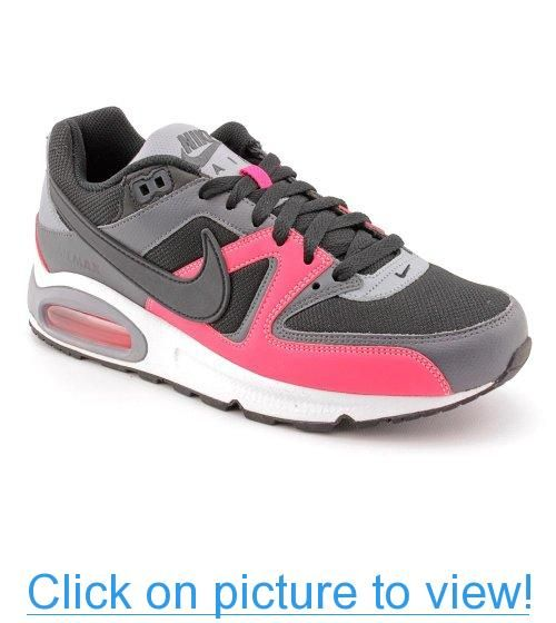 nike air max command womens running shoes 397690-003