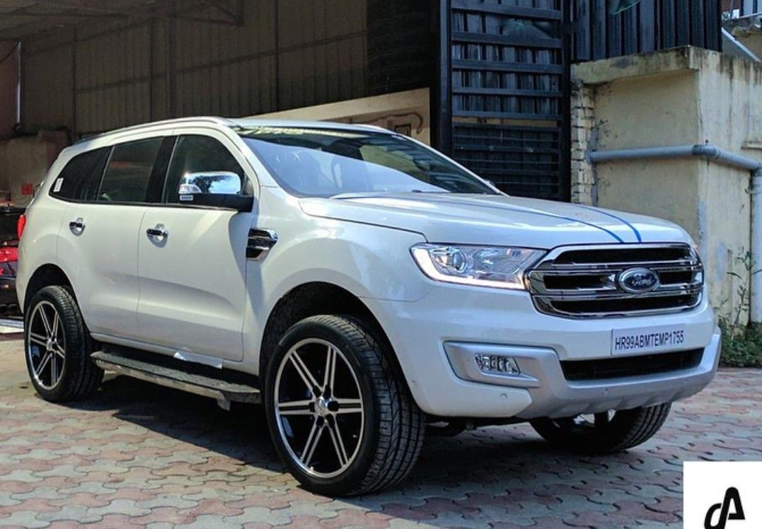 Ford Everest With Images Ford Endeavour Hummer Cars Ford Ranger