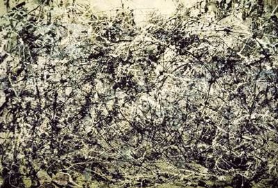Jackson Pollock. Number One 1948