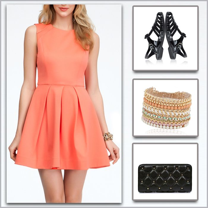 It's only Tuesday but we've already decided our perfect-for-monsoon outfit for the weekend! Planning ahead is always a good thing! #ootd  Dress: http://goo.gl/0mTIBB Shoes: http://goo.gl/hHJizH Bracelets: http://goo.gl/LfoTSx Wallet: http://goo.gl/49TKw8