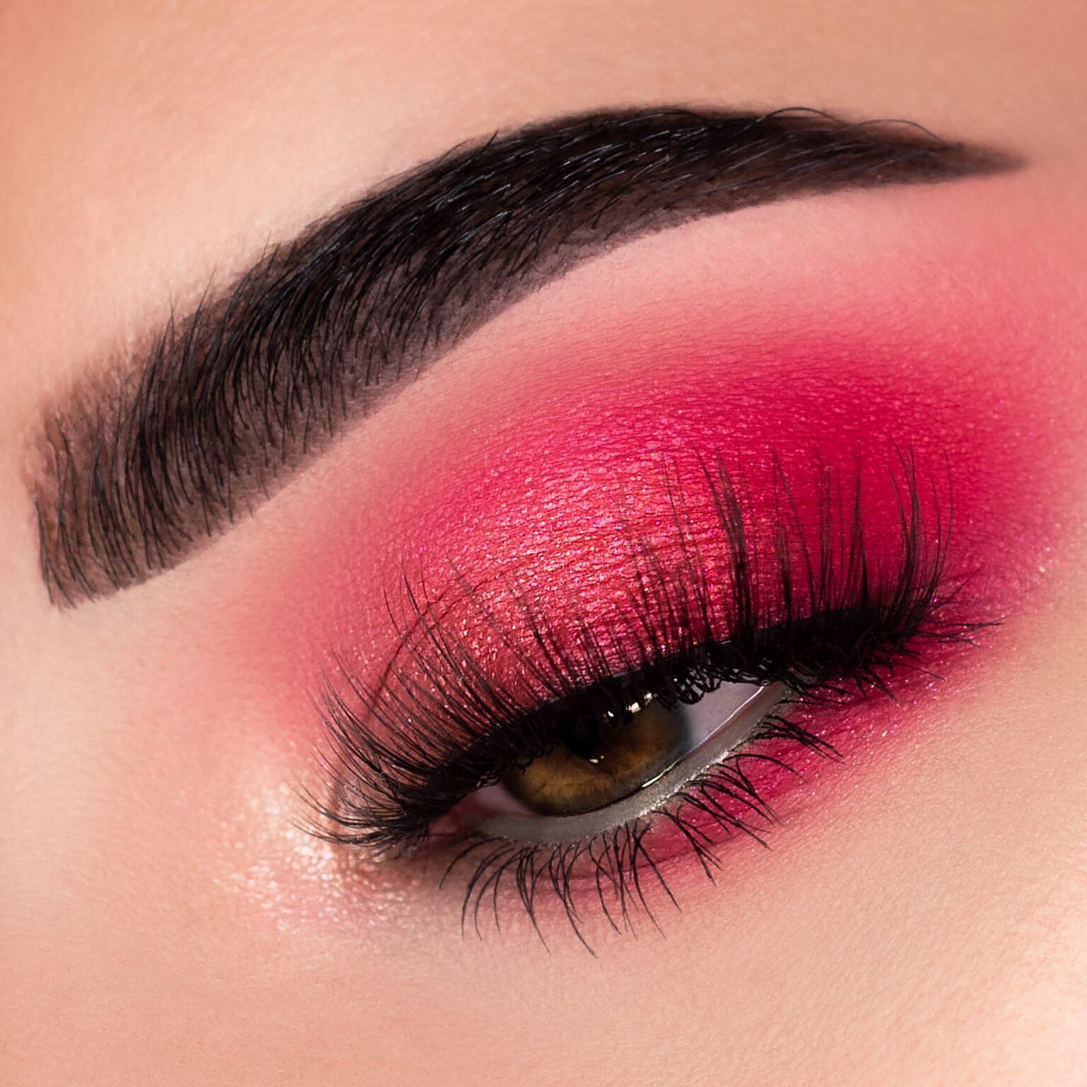 #eyeshadow #vibrant #pinkVibrant Pink Eyeshadow   Artistry ...