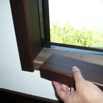 リフォーム用窓枠 Re Mado リ マド Diy 窓 リフォーム 壁