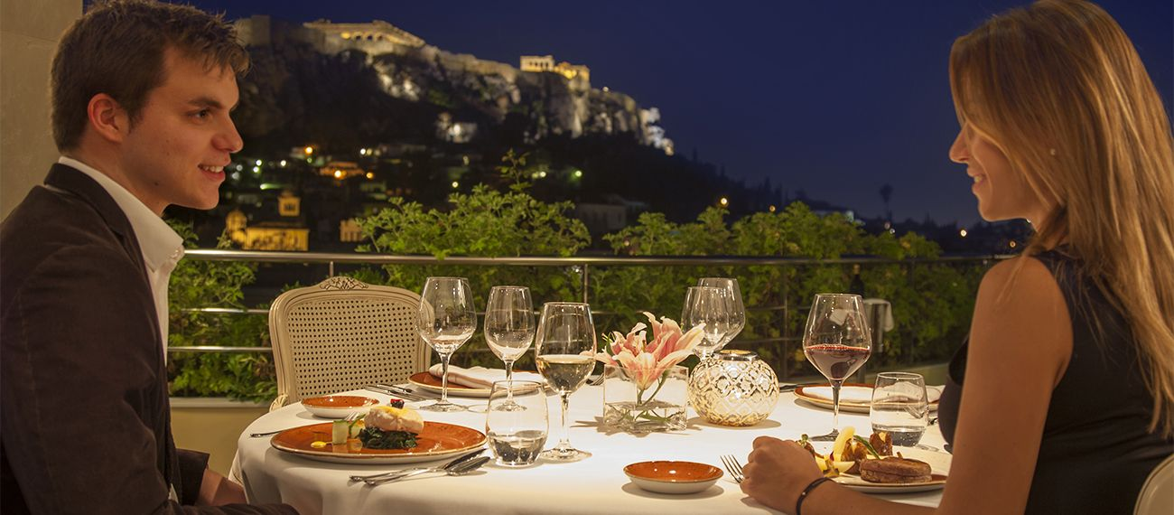 Electra Palace Athens Rooftop (Reservation Only) Athens
