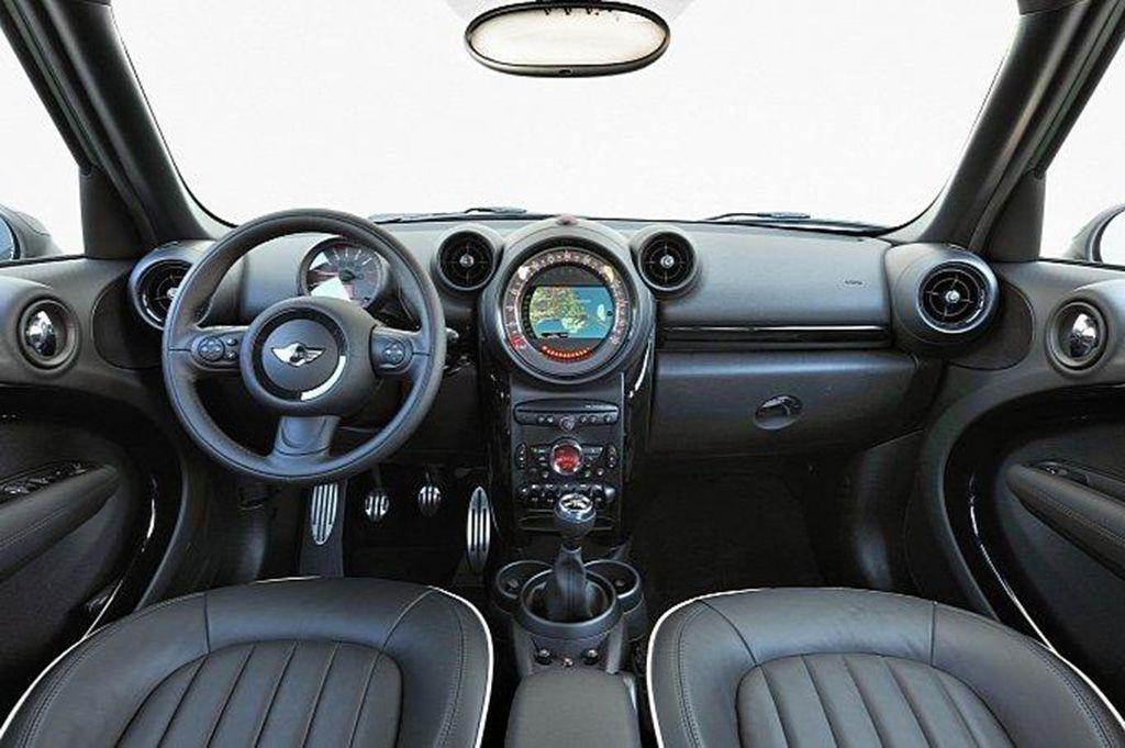 2016 Mini Paceman Interior HD Widescreen | MINI Interieur ...