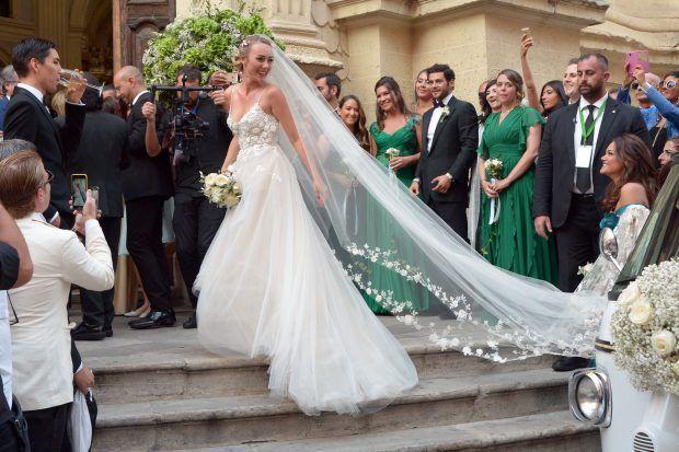 Nuntă De Lux In Italia Fiica Lui Al Bano Si A Rominei Power S A