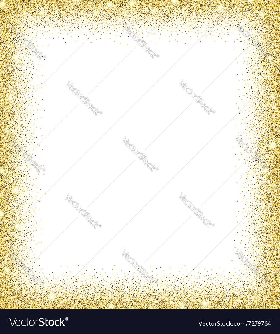 Gold glitter background gold sparkles on white background creative gold glitter background gold sparkles on white background creative invitation for party holiday stopboris Images