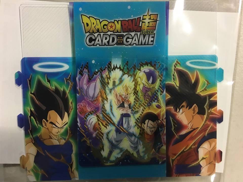 Super Dragon Ball Heroes Promo  Deck Case Son Goku 2016