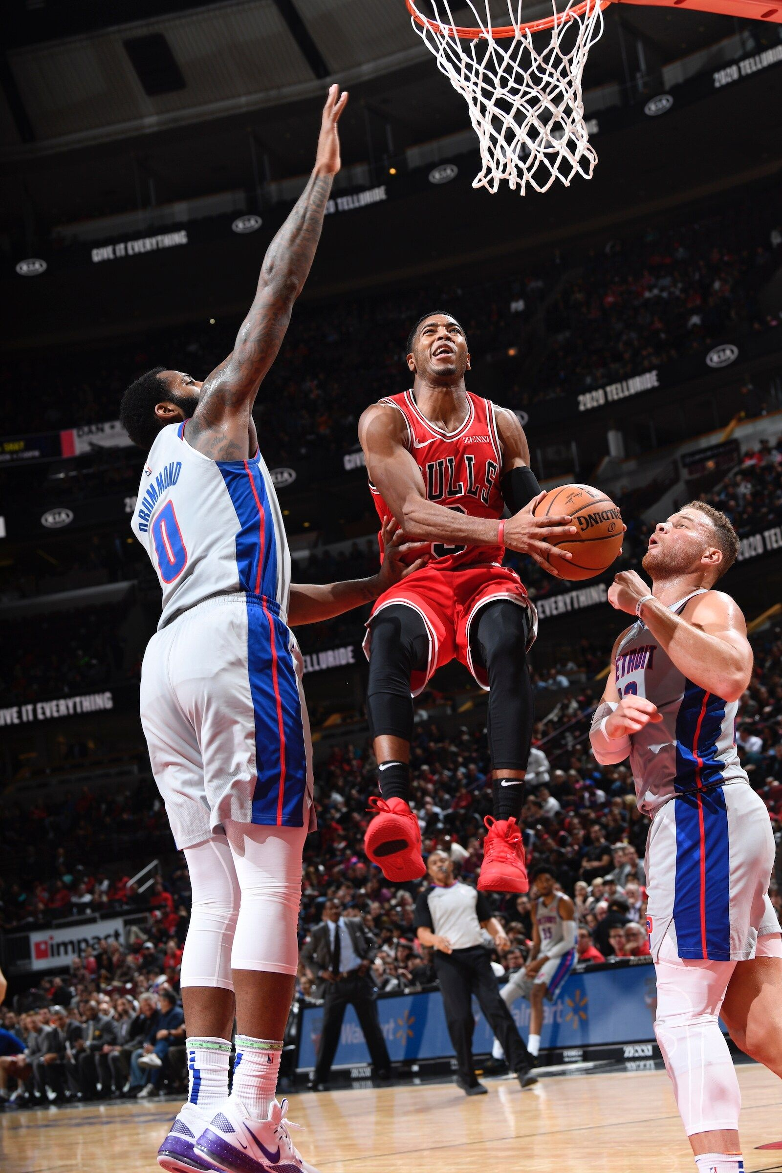 Photo Gallery Bulls Vs Pistons 11 20 19 Chicago Bulls Chicago Bulls Chicago Bulls Basketball Bull