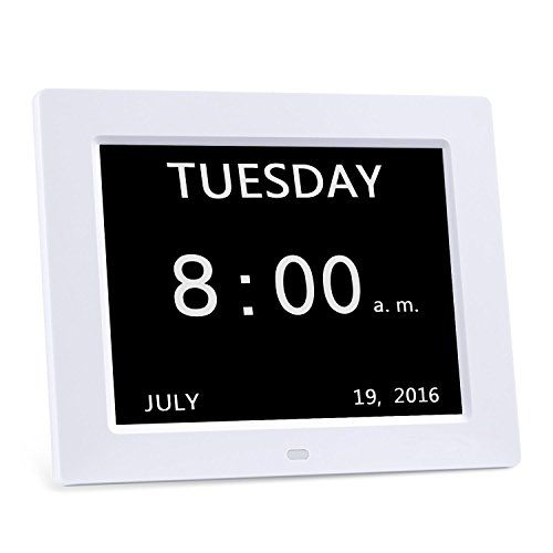 digital office wall clocks digital. HeQiao Large LED Digital Calendar Day Clock Silent Wall Clocks Desk Shelf For Home Office