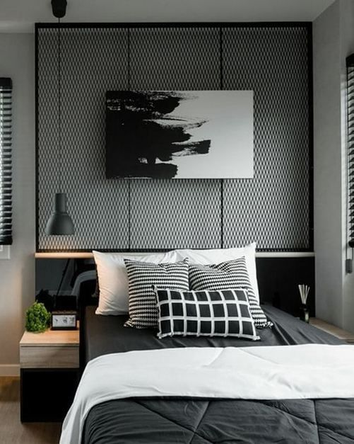 12 Stylish Industrial Style Bedroom Design Ideas Bedroom Wall