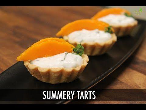 Summery tarts dessert recipes sanjeev kapoor khazana http food summery tarts dessert recipes sanjeev kapoor forumfinder Images