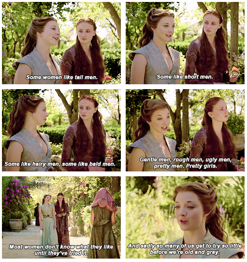 Image result for margaery tyrell some women like short men