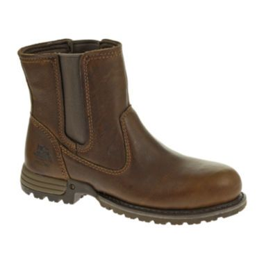 Steel toe boots, Womens work boots
