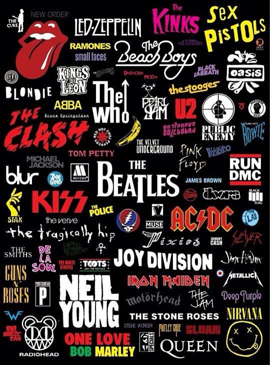 Rock N Roll Musisi Manipulasi Foto Rock And Roll