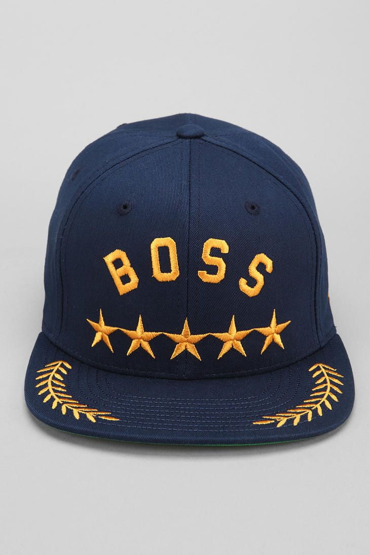 abdeaffbb5a Undefeated Boss Snapback Hat