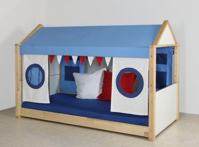 De Breuyn, Lit bas, Bleu, 90x200 cm, Collection Delite | CASINHA DE ...