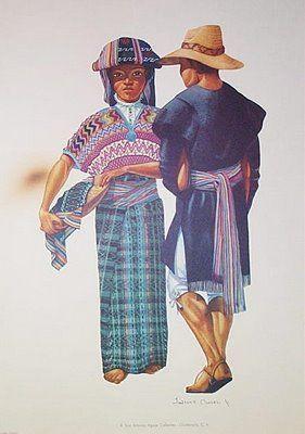 San Antonio Aguas Calientes Sacatepequez Fashion Style