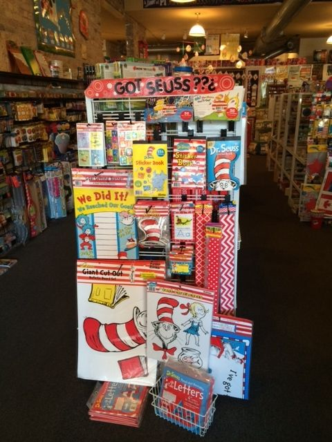 We're loving all these Dr. Seuss products!
