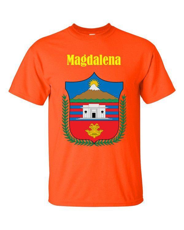 COL-MGD1 Magdalena Colombia 2000 Playera Adulto