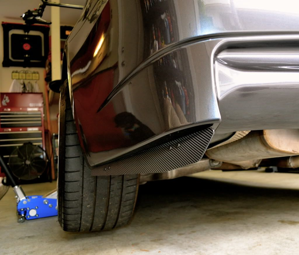 Diy Track Aero Side Splitters And Varis Rear Diffuser Well Maybe Bmw Splitters Dream Cars