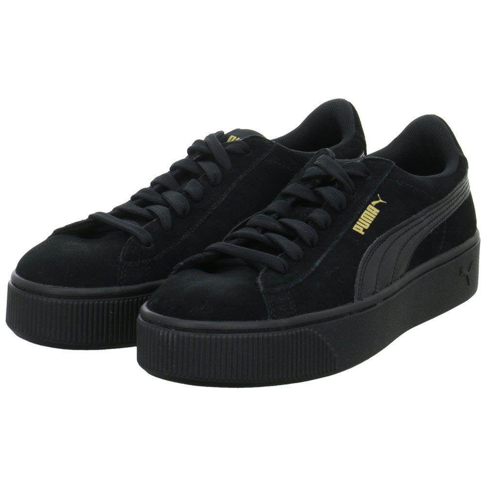 Vikky Stacked SD das sind Damen Low Sneaker von Puma in