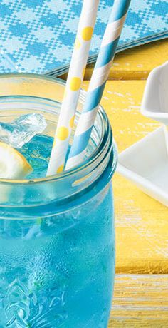 Blue Ocean Lemonade