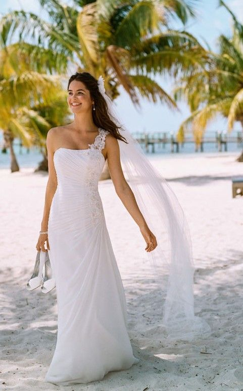 Looking For A Beach Wedding Dress See The Best Destination Dresses And Gowns Attire Ideas