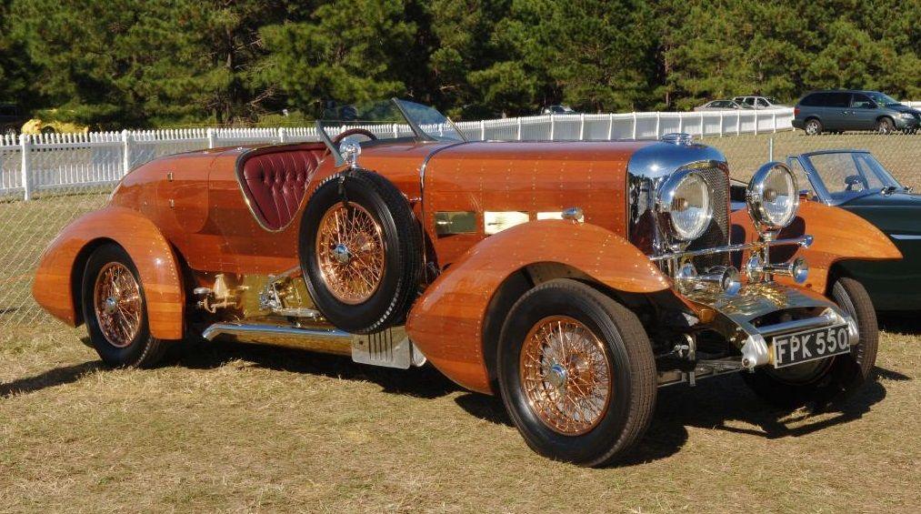 1939 Lagonda V12 Rapide Tulipwood Tourer Vintage Vehicle