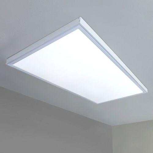 5 Ways To Upgrade Fluorescent Lights To Led Led Kitchen Ceiling