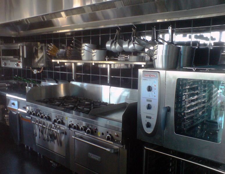 commercial kitchen design | hospitality design melbourne