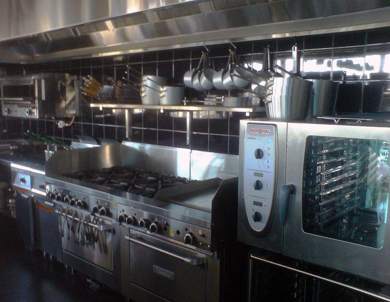 Commercial Kitchen Design | Hospitality Design Melbourne Commercial ...
