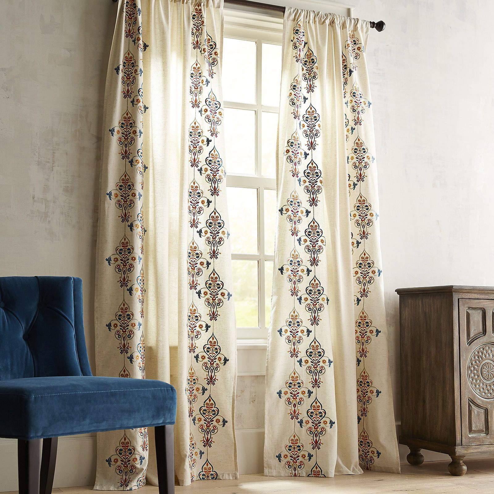 Boho Chic For Your Windows