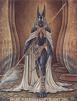 Photo of Anubis